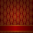 Vintage tapestry background. - Vektorgrafik