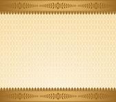 Fondo de tapiz vintage. vector — Vector de stock