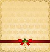 Christmas winter background. — Stock Photo