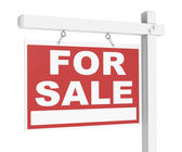 Real Estate For Sale — Stock Photo