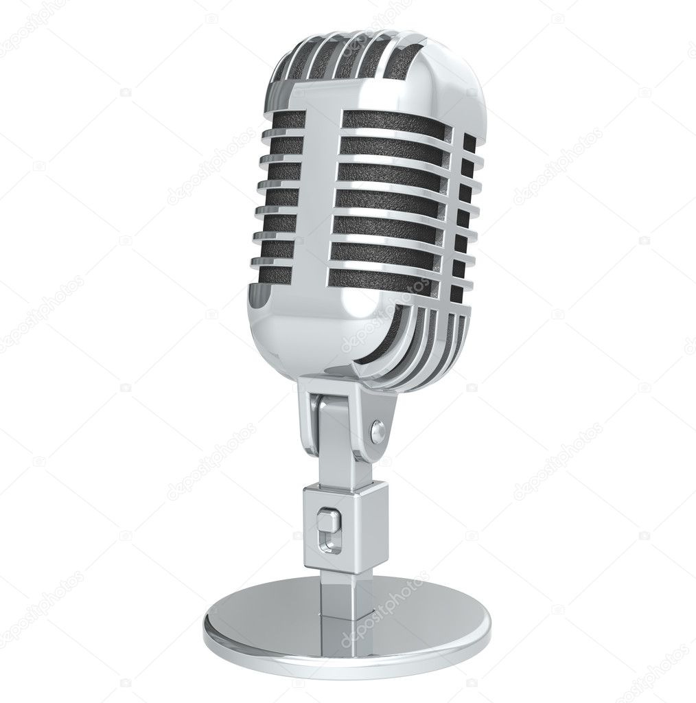 how to use a microphone with facebook live