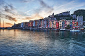 Seaport of Portovenere — Stock Photo