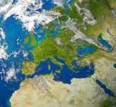 Europe and European union — Stock Photo
