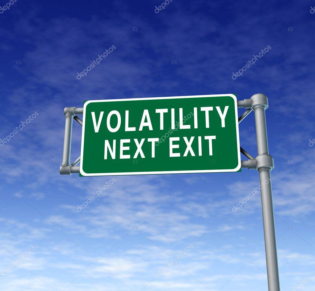 symbol for volatility