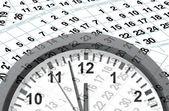 Zeit und Termine — Stockfoto