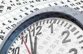 Termíny a čas — Stock fotografie