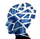 Brain disease — Stock Photo