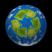Cambio global — Foto de Stock