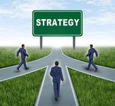 Strategic partnership — Stock Photo