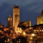 San Gimignano, Tuscany — Stock Photo