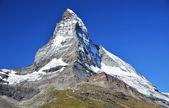 Matterhorn mountains in Alps, Switzerland — Stock Photo