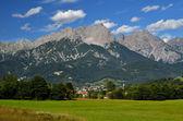 Berchtesgaden mountains in Austria — Stock Photo