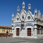 Church Santa Maria de la Spina, Pisa, Italy — Stock Photo #7263620
