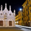 Church Santa Maria de la Spina, Pisa, Italy — Stock Photo