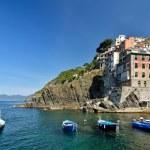 Riomaggiore, Cinque Terre — Stock Photo #7263678