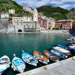 Vernazza village in the Cinque Terre, Italy — Stock Photo #7263712