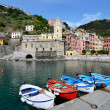 Vernazza village in the Cinque Terre, Italy — Stock Photo #7263734