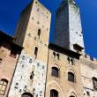 Salvucci Tower in SGimignano, Tuscany — стоковое фото #7263902