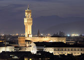 Plazzo Vecchio, Florence — Stock Photo