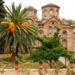 Panagia Chalkeon Church in Thessaloniki, Greece — Stock Photo #7271455