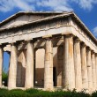 Temple of (Hephaestus) Hephaistos, Athen in Greece - Foto Stock