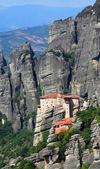Monastère de roussanou à meteora, grèce — Photo