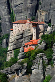 Rousannou Monastery at Meteora, Greece — Stock Photo