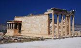 アクロポリス、アテネのエレクテ イオン — ストック写真