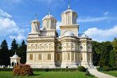 阿尔杰什修道院罗马尼亚 — 图库照片