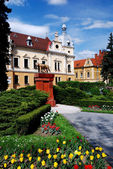 Brasov Cityhall, Romania — Stock Photo