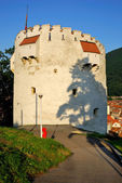 White Tower, Brasov, Romania — Stock Photo