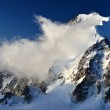 Mont Blanc du Tacul in Alps, France — Stock Photo #7349246