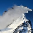 Mont Blanc du Tacul in Alps, France — Stock Photo #7349247