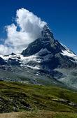 Cervino, monte cervino, svizzera — Foto Stock