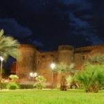 Ursino Castle in Catania, Sicily — Stock Photo