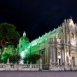 Catania Cathedral in Sicily — Stock Photo #7621412