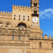 Palermo Cathedral, Sicily - Stock Photo