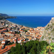 Cefalu, Sicily - Stock Photo