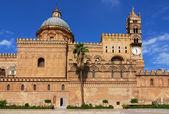 Kathedraal van palermo, sicilië — Stockfoto