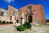 Saint Giuliano church in Erice, Sicily — Stock Photo