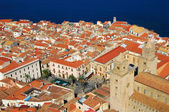 Cefalu, traditional landmark in Sicily — Foto de Stock