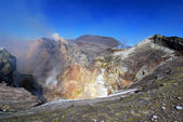 Etna volcano, Sicily — Stock Photo