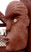 罗托鲁阿毛利人 — 图库照片