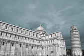 Leaning tower, Pisa_32p — Stock Photo
