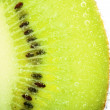 Kiwi in aerated water. — Stock Photo #7841789