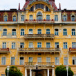 Hotel Marianske Lazne - Stock Photo