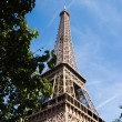 Stockfoto: Eiffel tower
