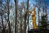 Monument for Lenin — Stock Photo