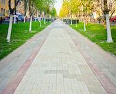 Sidewalk — Foto de Stock