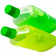 Two bottles of cleaner — Stock Photo #7298142